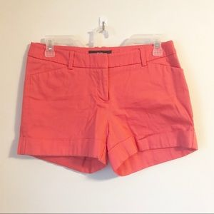 Mossimo Coral Cuffed Short - Sz 4
